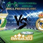Prediksi Skor Leganés Vs Real Madrid 17 Januari 2019