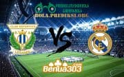 Prediksi Skor Leganés Vs Real Madrid 17 Januari 2019