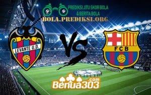Prediksi Skor Levante Vs Barcelona 11 Januari 2019