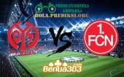 Prediksi Skor Mainz 05 Vs Norimberga 26 Januari 2019