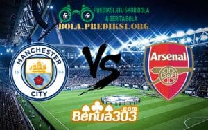 Prediksi Skor Manchester City FC Vs Arsenal FC 3 Februari 2019