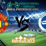 Prediksi Skor Manchester United FC Vs Brighton & Hove Albion FC 19 Januari 2019