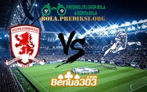 Prediksi Skor Middlesbrough FC Vs Millwall FC 19 Januari 2019