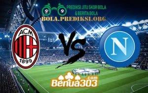 Prediksi Skor Milan Vs Napoli 30 Januari 2019