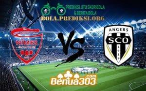 Prediksi Skor Nîmes Olympique Vs Angers SCO 24 Januari 2019
