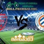Prediksi Skor Nîmes Olympique Vs Montpellier HSC 3 Februari 2019