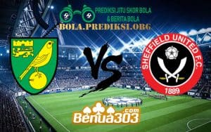 Prediksi Skor Norwich City FC Vs Sheffield United FC 26 Januari 2019