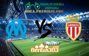 Prediksi Skor Olympique de Marseille Vs AS Monaco FC 14 Januari 2019