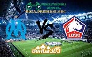 Prediksi Skor Olympique de Marseille Vs Lille OSC 26 Januari 2019