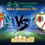 Prediksi Skor Real Valladolid Vs Rayo Vallecano 5 Januari 2019