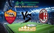 Prediksi Skor Roma Vs Milan 4 Februari 2019
