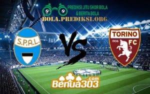 Prediksi Skor SPAL Vs Torino 3 Februari 2019