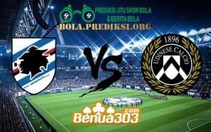 Prediksi Skor Sampdoria Vs Udinese 27 Januari 2019