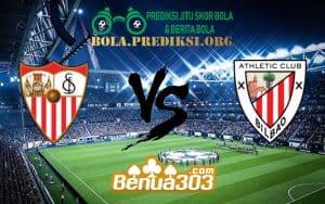 Prediksi Skor Sevilla Vs Athletic Club 17 Januari 2019