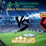 Prediksi Skor Tottenham Hotspur FC Vs Watford FC 31 Januari 2019