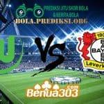 Prediksi Skor Wolfsburg Vs Bayer Leverkusen 26 Januari 2019
