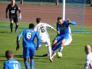 Raon-l'Etape soccer team 2018