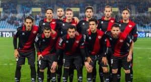 Rayo Vallecano soccer team