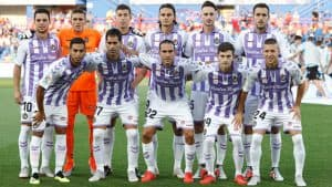 Real Valladolid soccer team