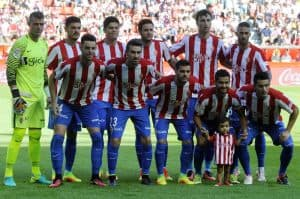 Sporting Gijón soccer team