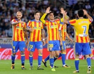 Valencia soccer team