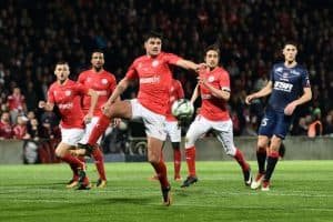 Valenciennes AFC soccer team