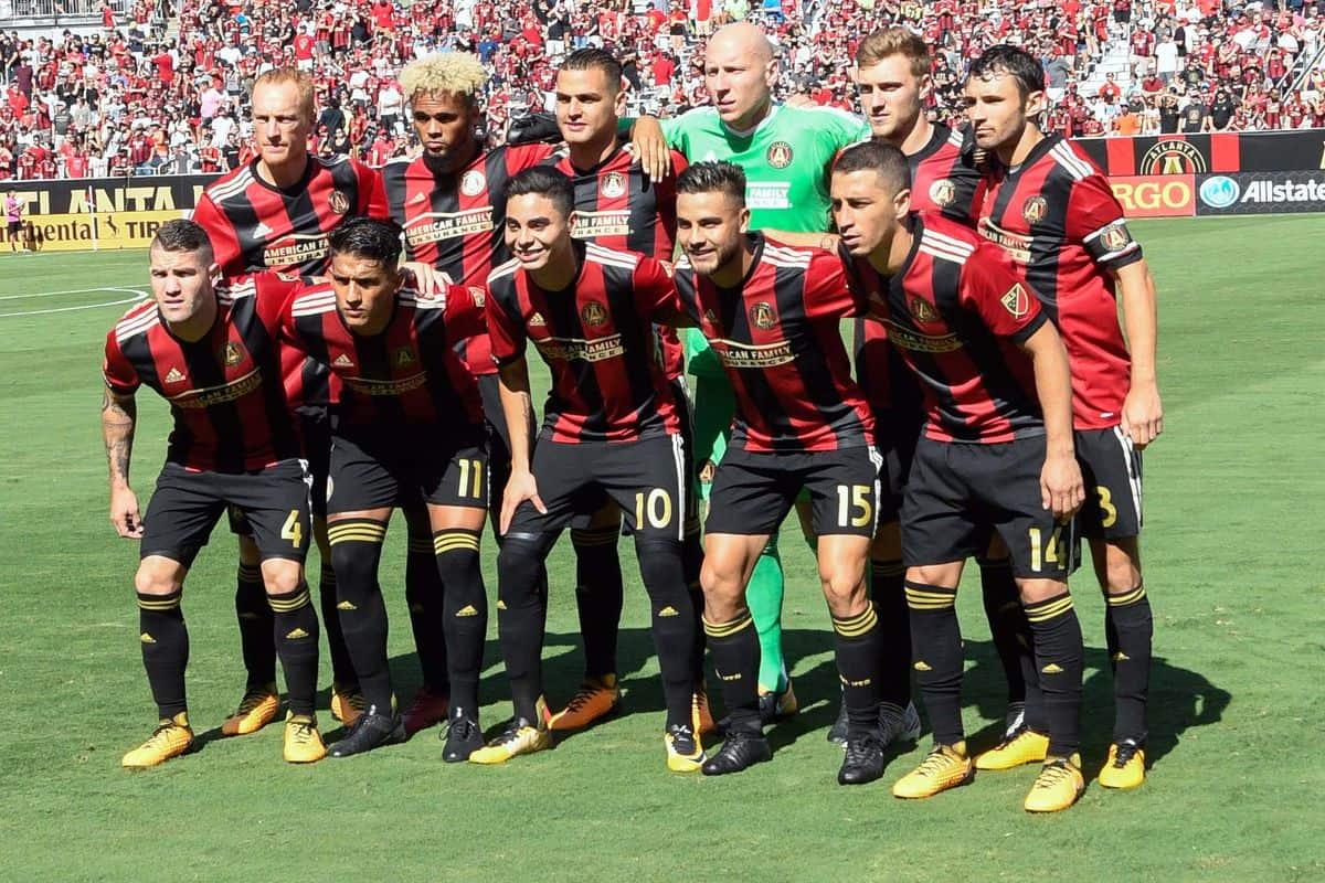 atlanta soccer team 2018