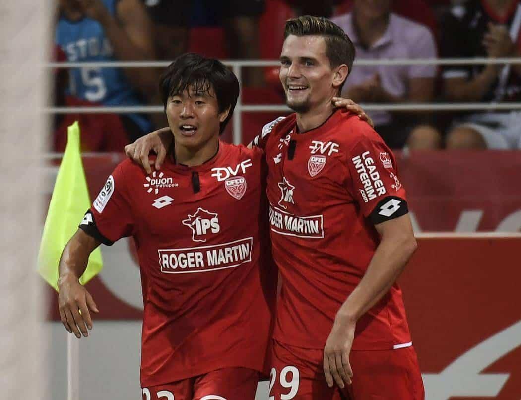 Dijon FCO fc soccer team 2019