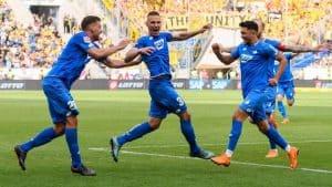 HOFFENHEIM fc soccer team 2019