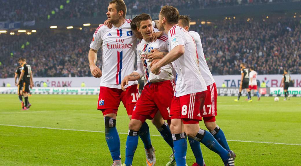 Hamburg SV soccer team