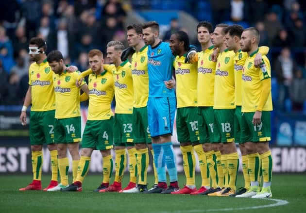 Norwich City FC SOCCER TEAM
