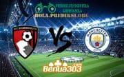 Prediksi Skor AFC Bournemouth Vs Manchester City FC 2 Maret 2019