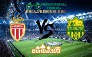 Prediksi Skor AS Monaco FC Vs FC Nantes 17 Februari 2019