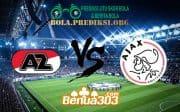 Prediksi Skor AZ Vs Ajax 17 Maret 2019