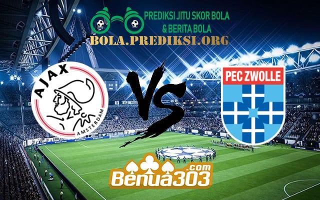 Prediksi Skor Ajax Vs PEC Zwolle 14 Maret 2019