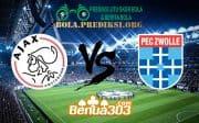 Prediksi Skor Ajax Vs Pec Zwolle 3 Maret 2019