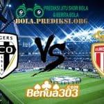 Prediksi Skor Angers SCO Vs AS Monaco FC 3 Maret 2019