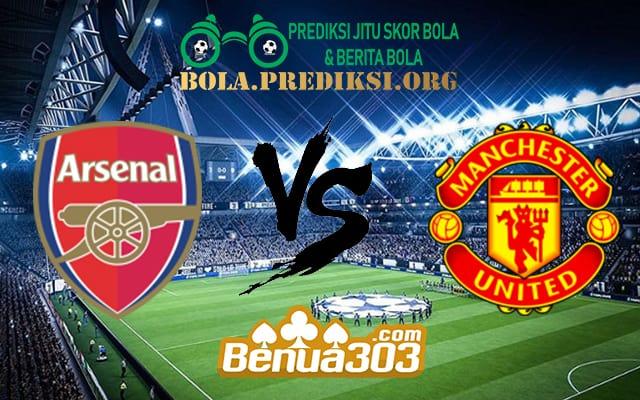 Prediksi Skor Arsenal FC Vs Manchester United FC 10 Maret 2019