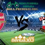 Prediksi Skor Arsenal FC Vs Southampton FC 24 Februari 2019