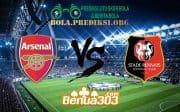 Prediksi Skor Arsenal FC Vs Stade Rennais FC 15 Maret 2019