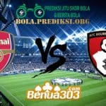 Prediksi Skor Arsenal Vs Afc Bournemouth 28 Februari 2019