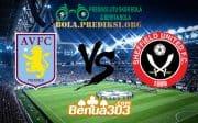 Prediksi Skor Aston Villa FC Vs Sheffield United FC 9 Februari 2019
