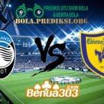 Prediksi Skor Atalanta Vs Chievo 17 Maret 2019