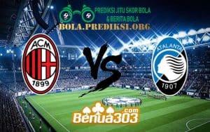 Prediksi Skor Atalanta Vs Milan 17 Februari 2019