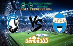 Prediksi Skor Atalanta Vs SPAL 10 Februari 2019