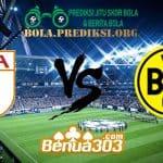 Prediksi Skor Augsburg Vs Borussia Dortmund 02 Maret 2019