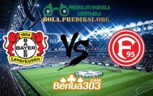 Prediksi Skor Bayer Leverkusen Vs Fortuna Dusseldorf 18 Februari 2019