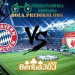 Prediksi Skor Bayern Munich Vs Liverpool FC 14 Maret 2019