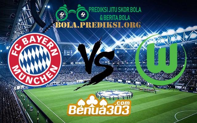 Prediksi Skor Bayern Munich Vs Wolfsburg 9 Maret 2019