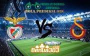 Prediksi Skor Benfica Vs Galatasaray 22 Februari 2019